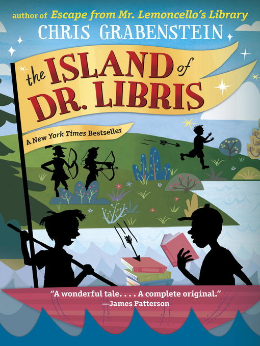Cover of The Island of Dr. Libris