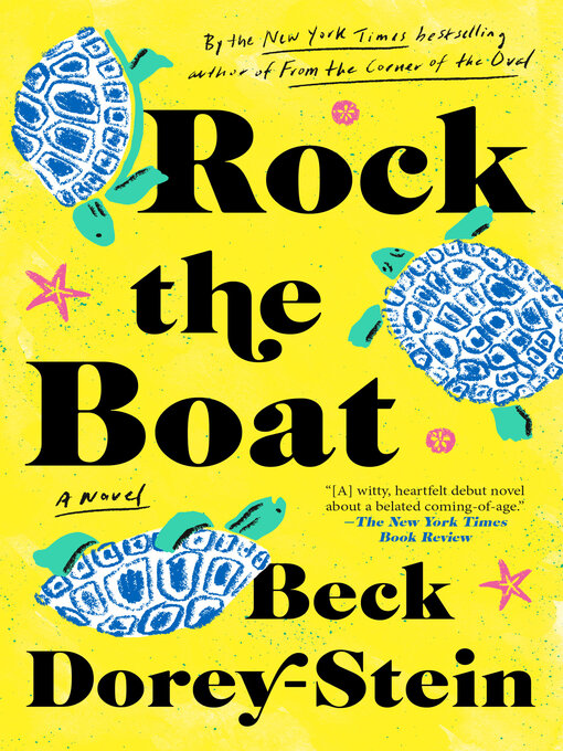 Title details for Rock the Boat by Beck Dorey-Stein - Wait list