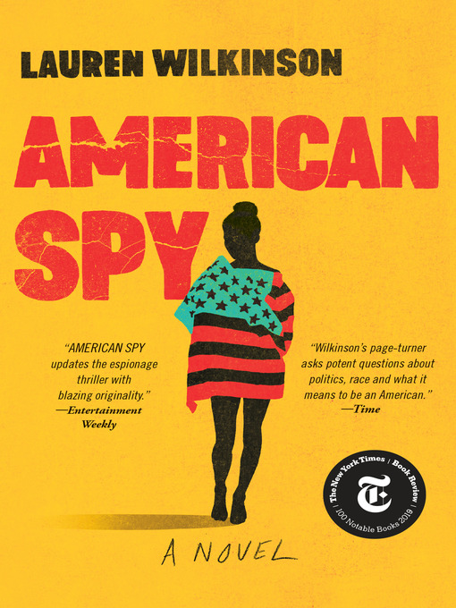Title details for American Spy by Lauren Wilkinson - Available