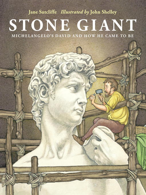 Title details for Stone Giant by Jane Sutcliffe - Available