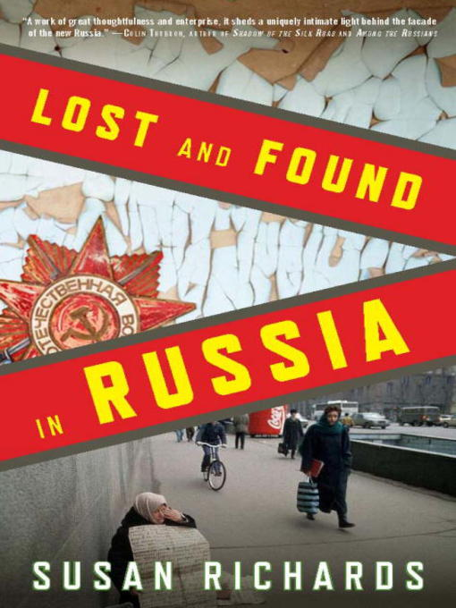 Title details for Lost and Found in Russia by Susan Richards - Available