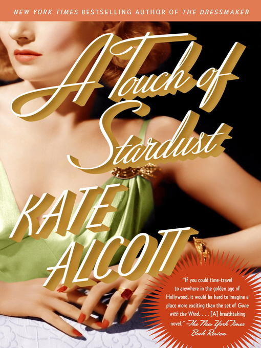 Title details for A Touch of Stardust by Kate Alcott - Wait list