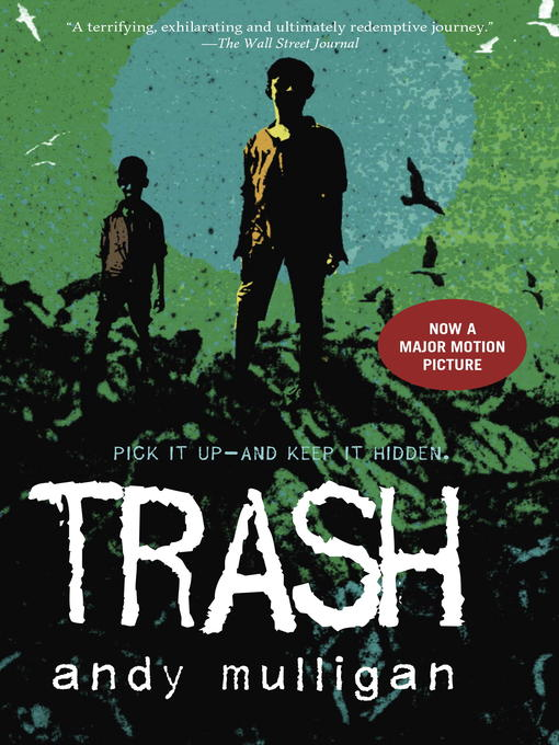 Title details for Trash by Andy Mulligan - Wait list