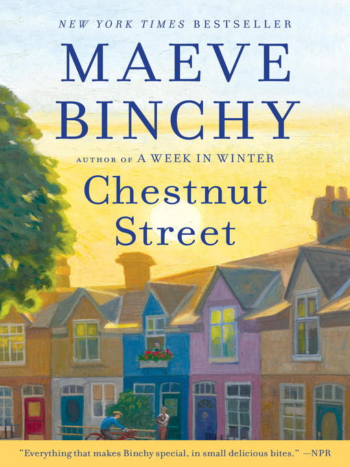 Title details for Chestnut Street by Maeve Binchy - Wait list