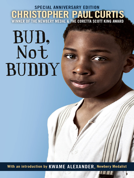 Title details for Bud, Not Buddy by Christopher Paul Curtis - Wait list