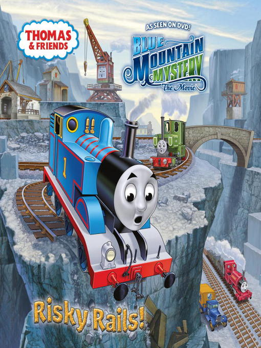 Title details for Risky Rails! by Rev. W. Awdry - Available
