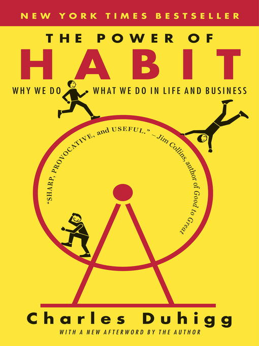 Title details for The Power of Habit by Charles Duhigg - Wait list