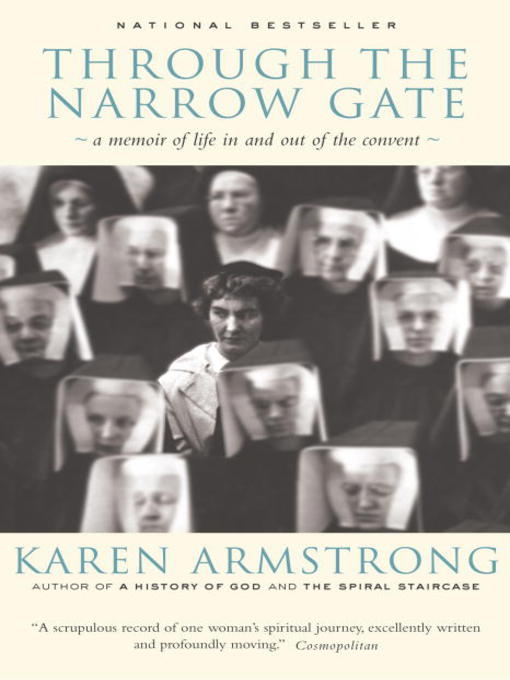 Title details for Through the Narrow Gate by Karen Armstrong - Available