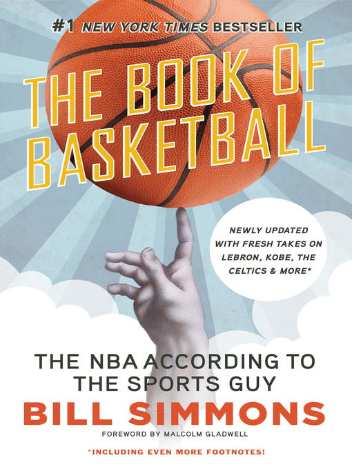 Title details for The Book of Basketball by Bill Simmons - Wait list
