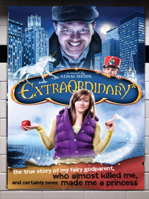 Title details for Extraordinary* by Adam Selzer - Available