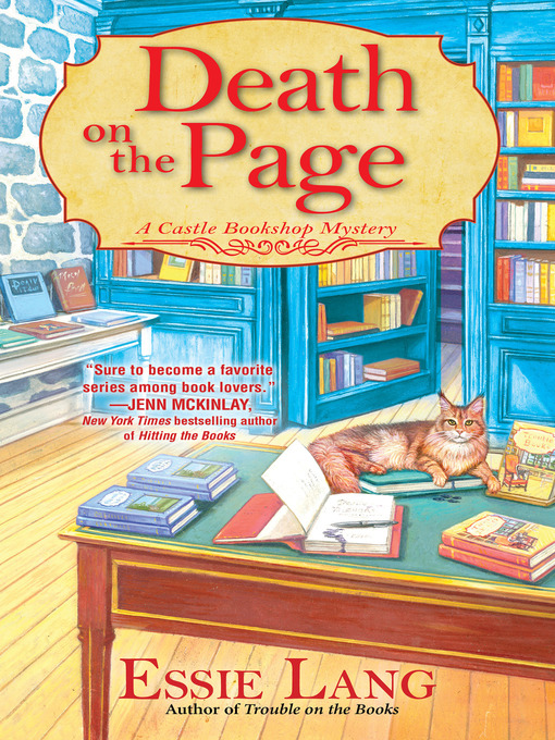 Title details for Death on the Page by Essie Lang - Available