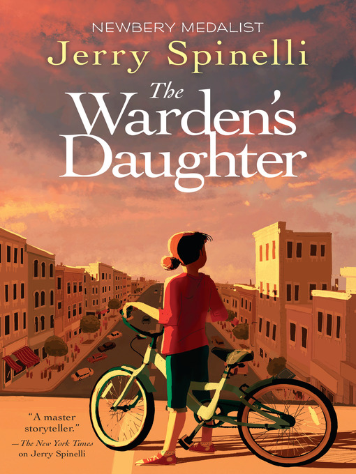 Title details for The Warden's Daughter by Jerry Spinelli - Wait list
