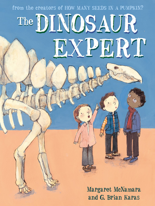 Title details for The Dinosaur Expert by Margaret McNamara - Available