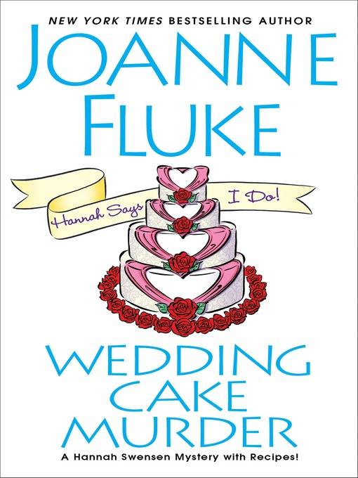Cover of Wedding Cake Murder