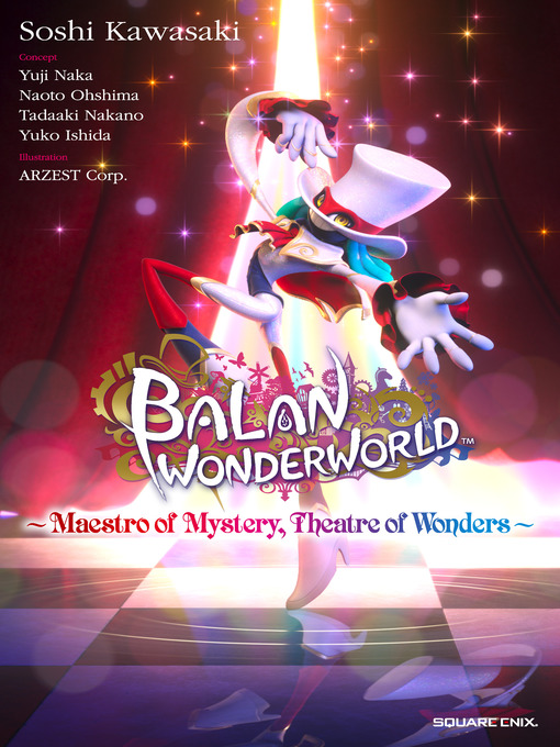 Title details for Balan Wonderworld by Square Enix - Available