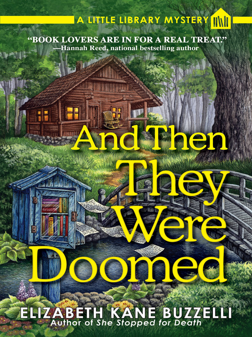 Title details for And Then They Were Doomed by Elizabeth Kane Buzzelli - Available