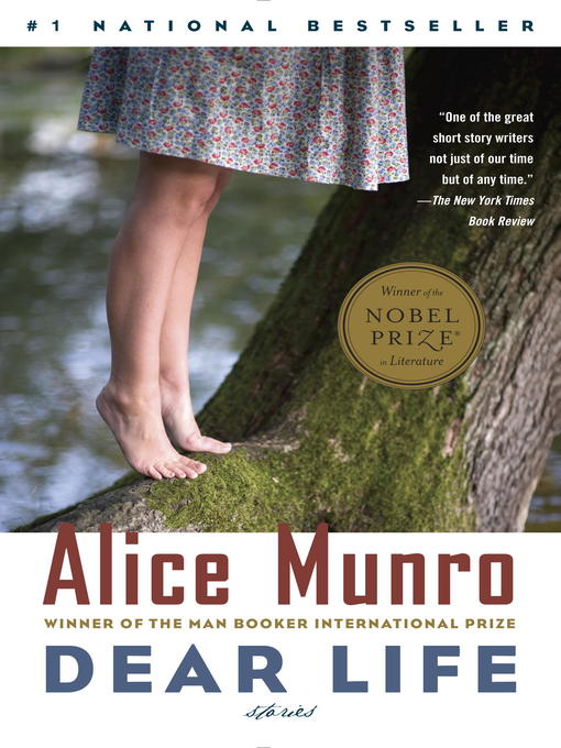 Title details for Dear Life by Alice Munro - Wait list