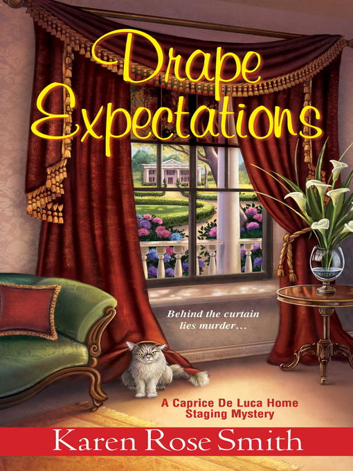 Title details for Drape Expectations by Karen Rose Smith - Wait list