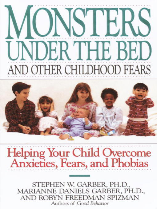 Cover of Monsters Under the Bed and Other Childhood Fears