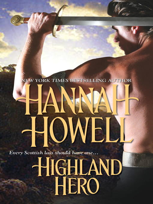 Title details for Highland Hero by Hannah Howell - Available