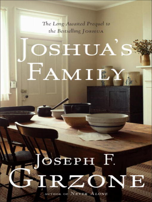 Title details for Joshua's Family by Joseph F. Girzone - Available