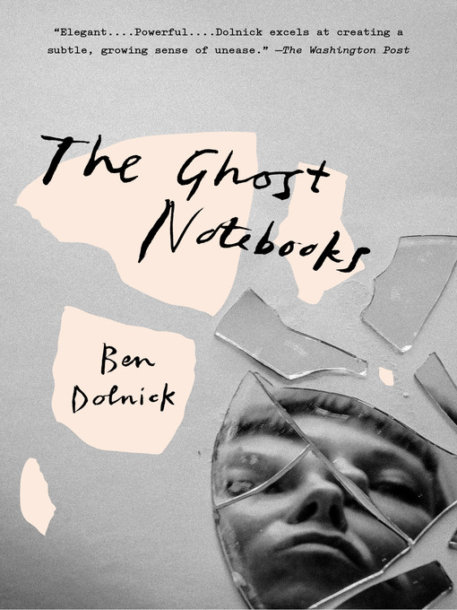 Cover of The Ghost Notebooks