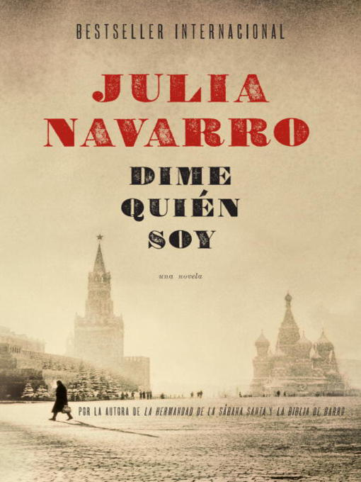 Title details for Dime quién soy by Julia Navarro - Available