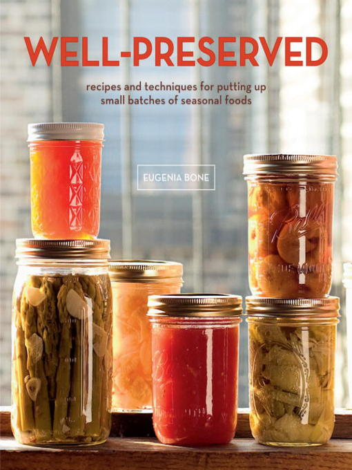 Title details for Well-Preserved by Eugenia Bone - Wait list