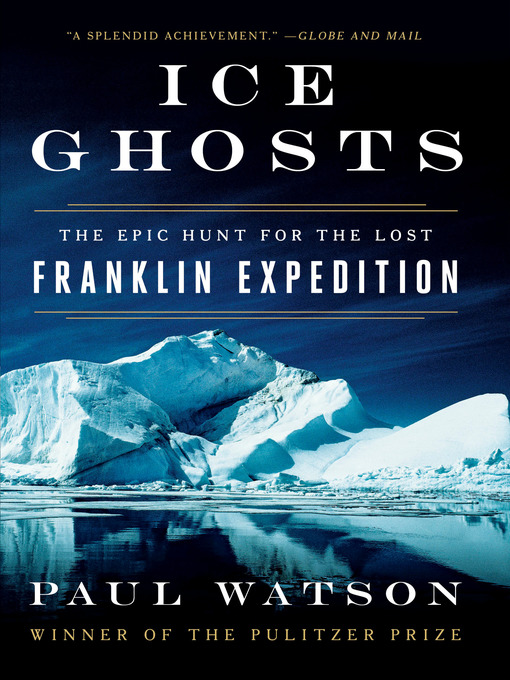 Cover of Ice Ghosts