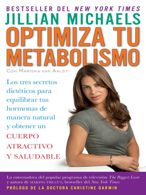 Title details for Optimiza tu metabolismo by Jillian Michaels - Available