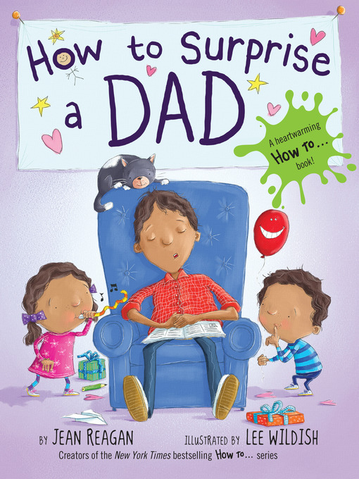 Title details for How to Surprise a Dad by Jean Reagan - Available