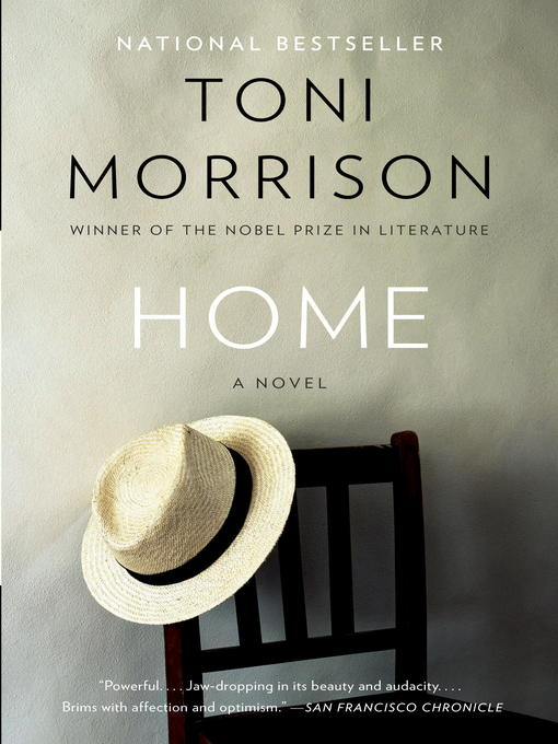 Title details for Home by Toni Morrison - Available