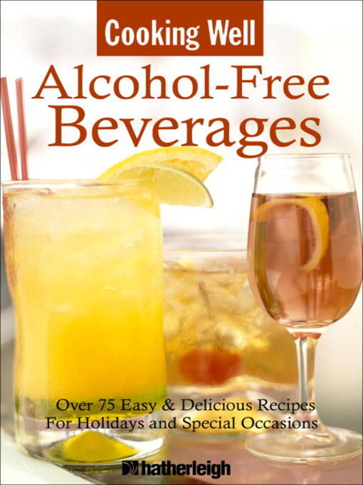 Title details for Alcohol-Free Beverages by June Eding - Available