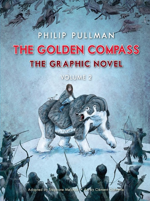Cover of The Golden Compass Graphic Novel, Volume 2