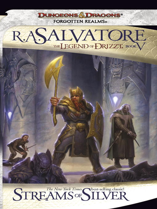 Title details for Streams of Silver by R.A. Salvatore - Available