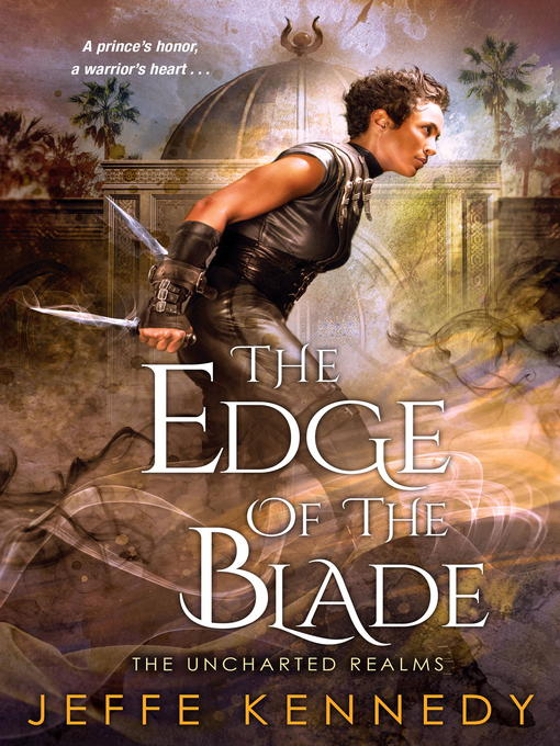 Cover of The Edge of the Blade