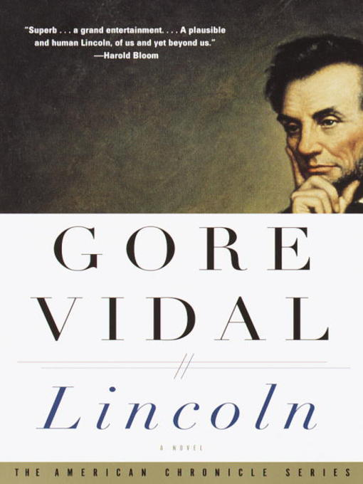 Title details for Lincoln by Gore Vidal - Available