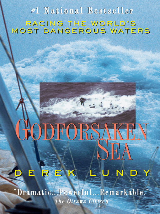 Cover of Godforsaken Sea