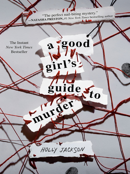 Title details for A Good Girl's Guide to Murder by Holly Jackson - Wait list