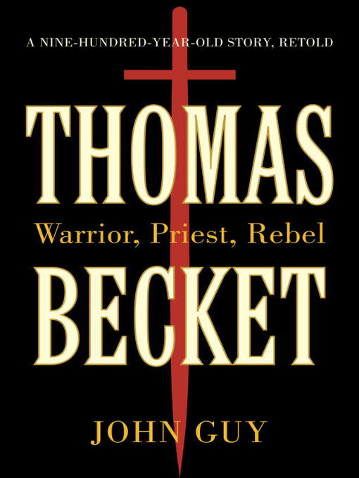 Title details for Thomas Becket by John Guy - Available