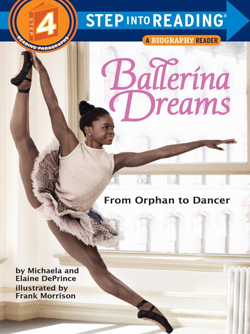 Cover of Ballerina Dreams