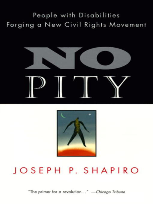 Title details for No Pity by Joseph P. Shapiro - Available