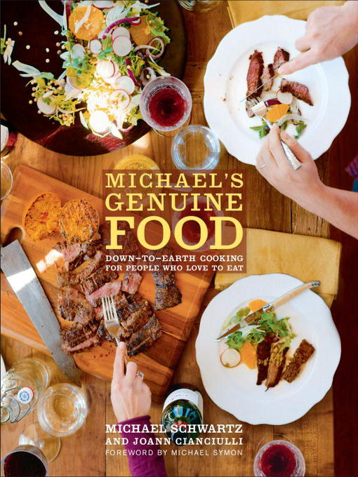 Title details for Michael's Genuine Food by Michael Schwartz - Available
