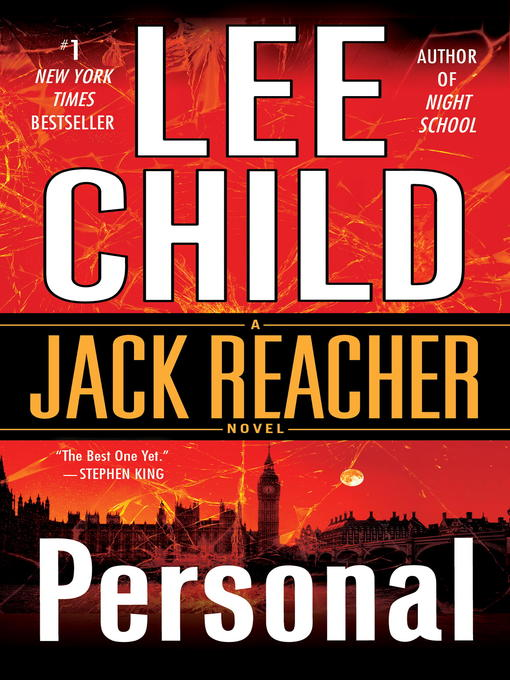 Title details for Personal by Lee Child - Wait list