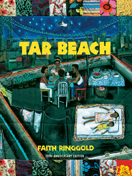 Tar Beach by Faith Reinggold  - Book Cover
