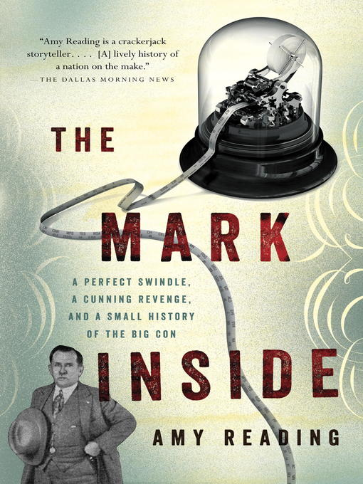 Title details for The Mark Inside by Amy Reading - Available