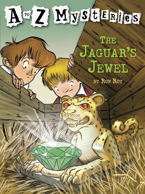 Title details for The Jaguar's Jewel by Ron Roy - Available