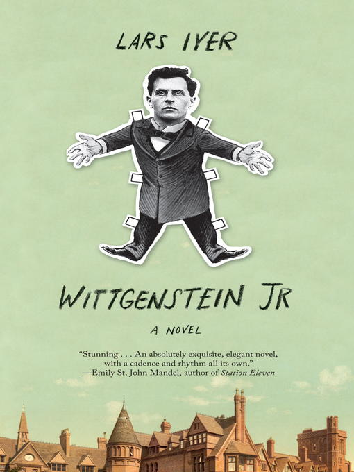 Title details for Wittgenstein Jr by Lars Iyer - Available
