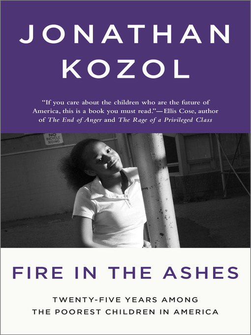 Cover of Fire in the Ashes