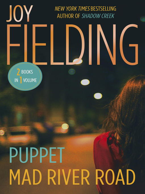 Title details for Puppet/Mad River Road by Joy Fielding - Available
